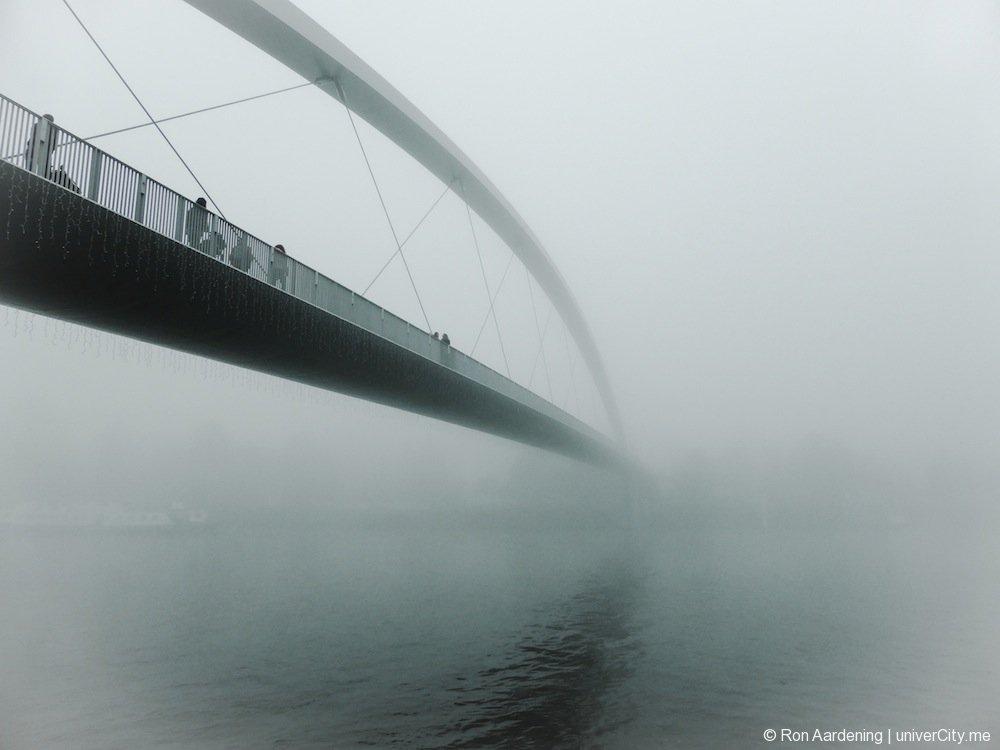 Misty Maastricht – waiting for Sinterklaas
