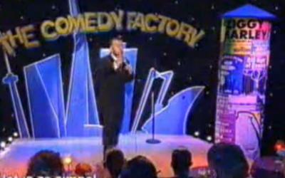 Comedy on Friday… Zakje